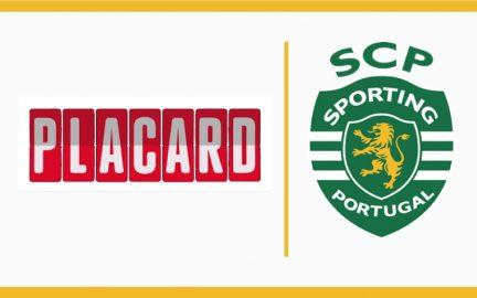 Placard.pt é o novo Patrocinador Oficial de Apostas Desportivas do Sporting