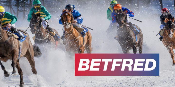 Betfred faz acordo com base no turnover para corridas de cavalos