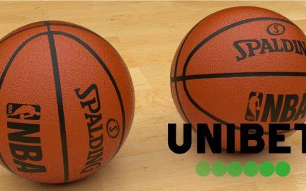 UNIBET é credenciada pela NBA para uso de seus dados