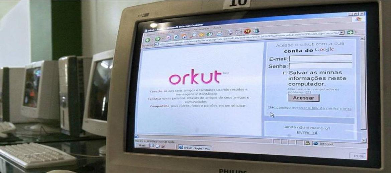 Volta, Orkut!