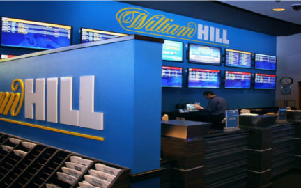 William Hill registra queda de receita de 32%