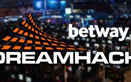 Betway fecha acordo com o DreamHack