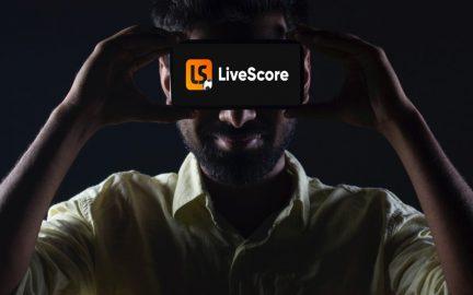LiveScore lança serviço de streaming para o Reino Unido