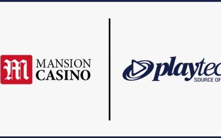 Playtech e Mansion fecham acordo para sportbook