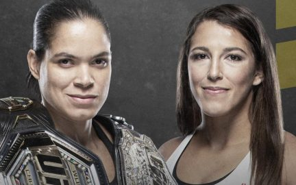 Aposta de US$ 1 milhão em Amanda Nunes no UFC 250