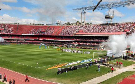 Sportsbet.io mais forte ainda no futebol do Brasil, agora com parceria também com o  São Paulo